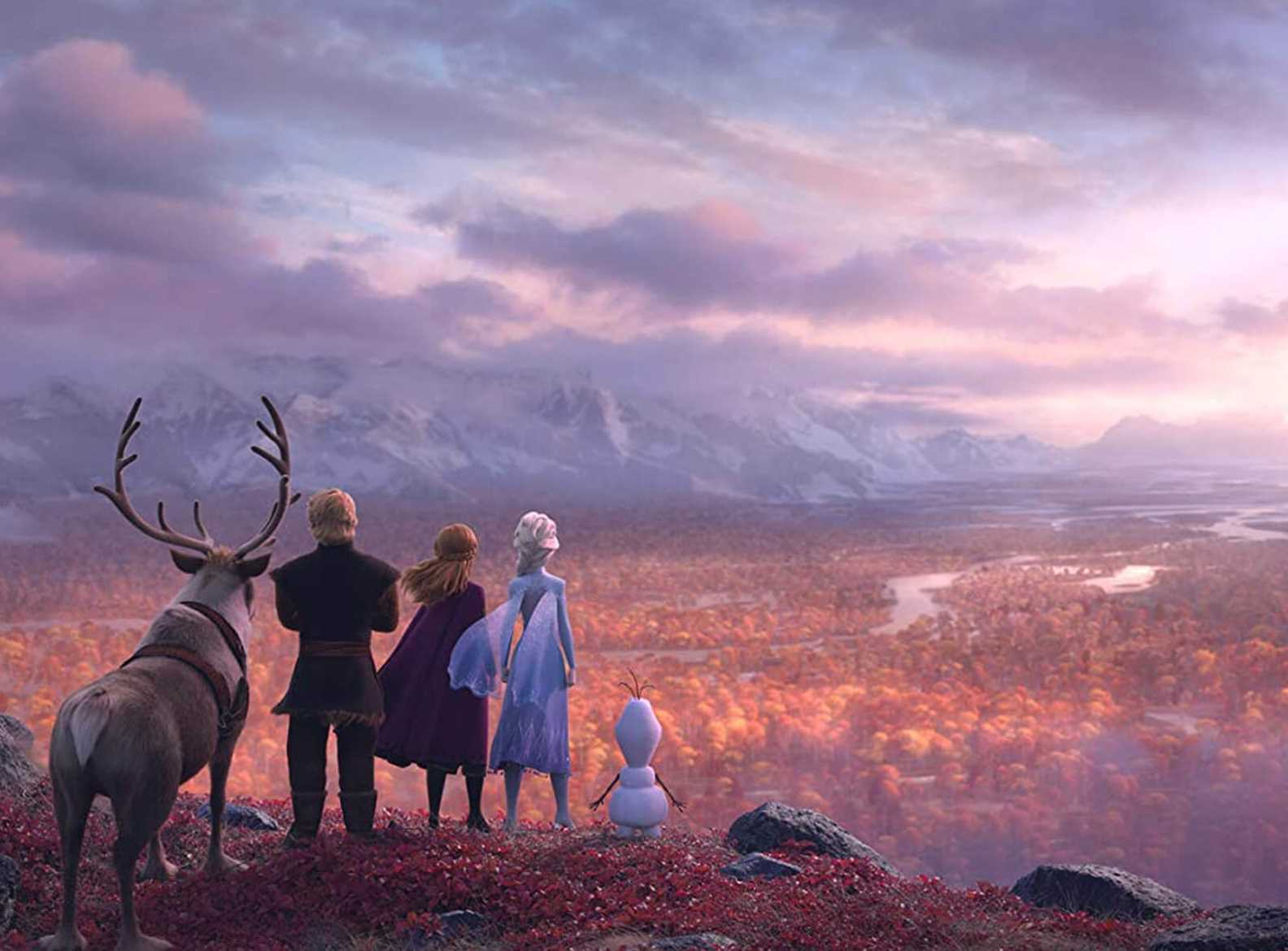 Frozen2 Film