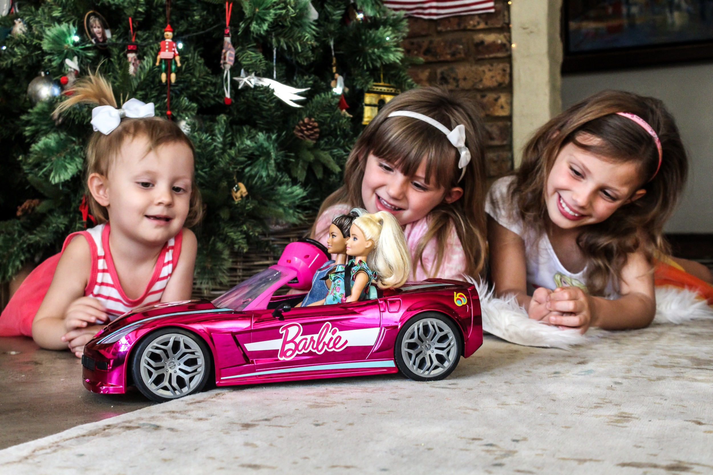 Toy review: The new Barbie RC Dream Car