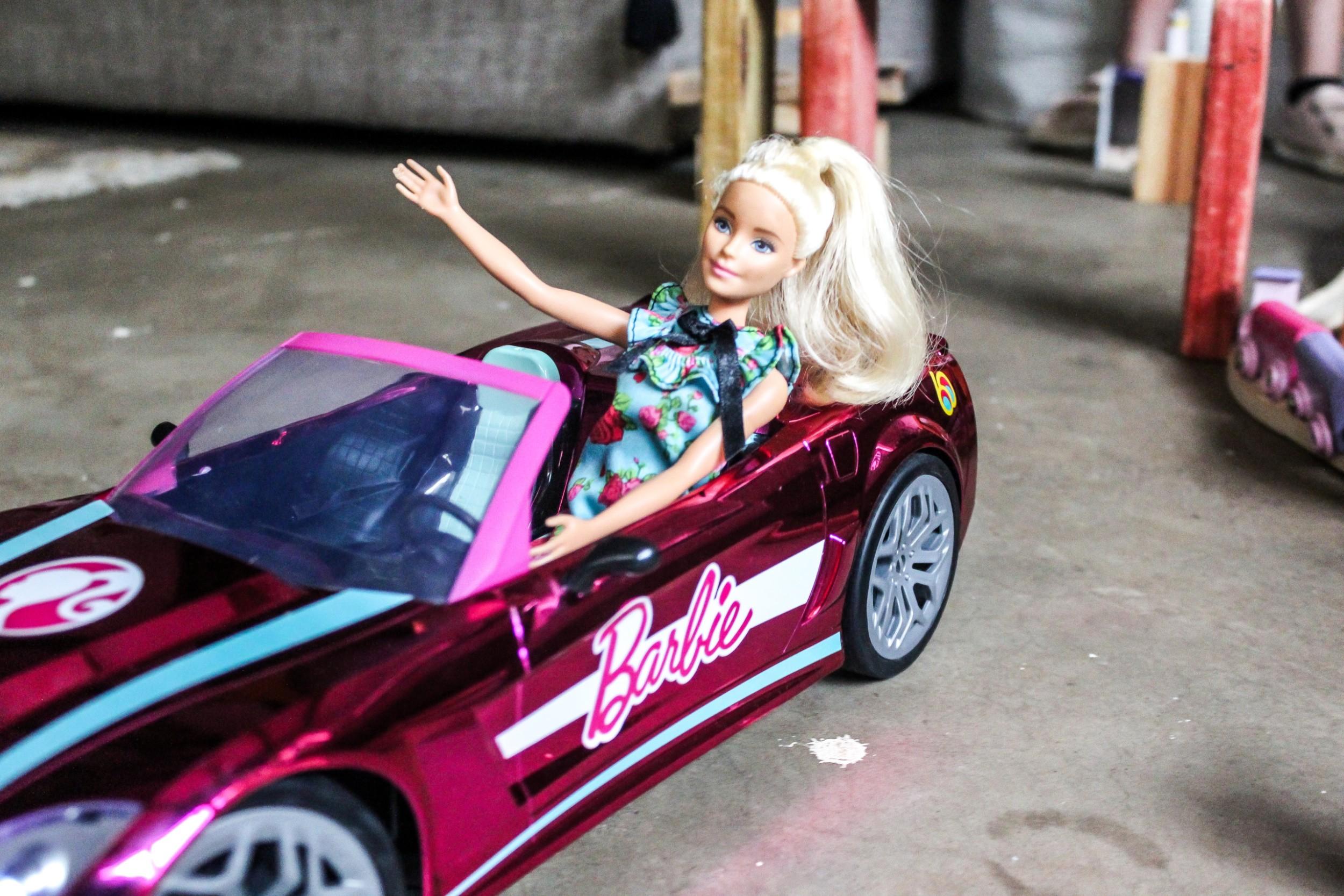 Just A Mamma Barbie Rc Dream Car Review1390