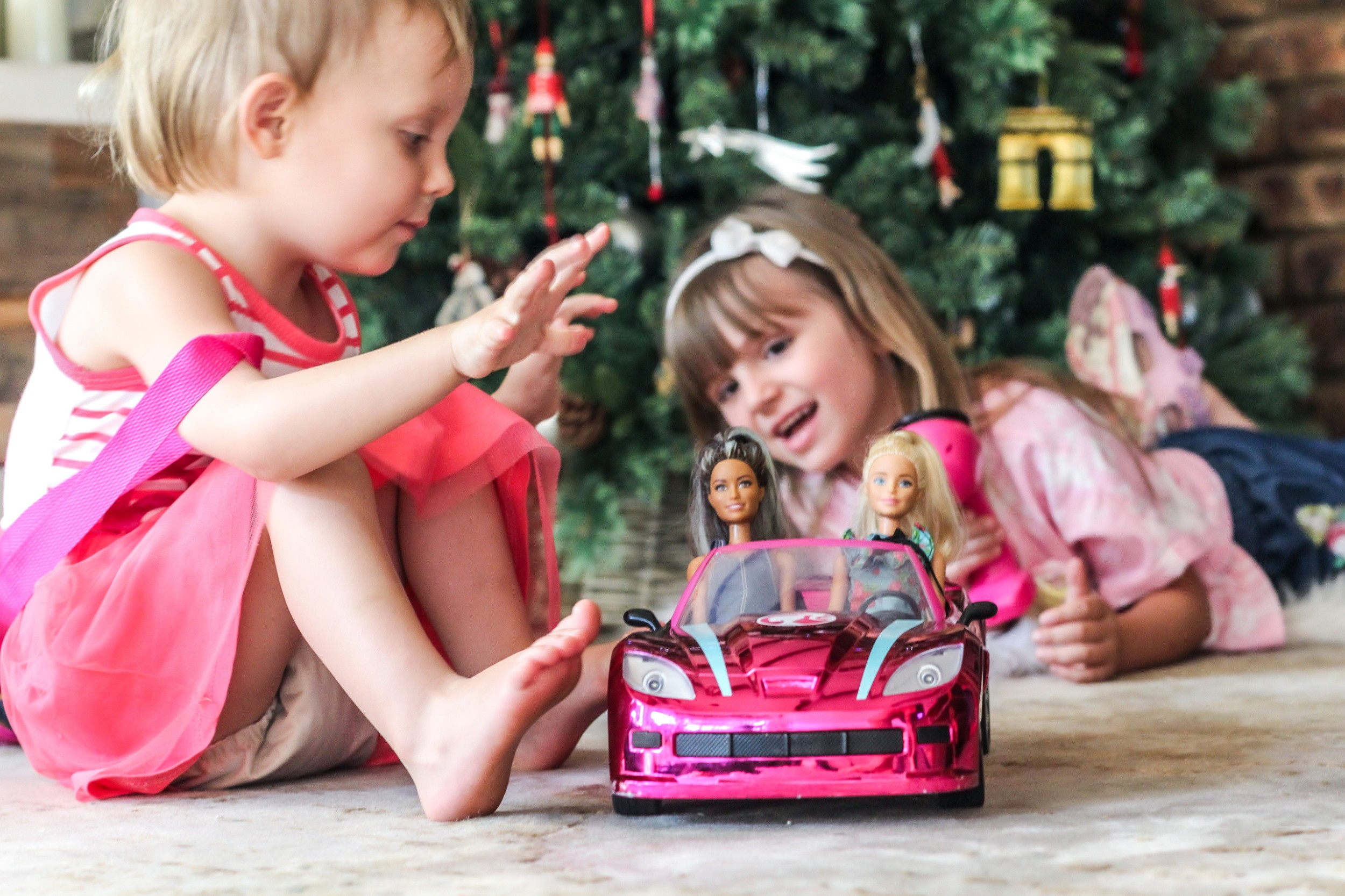 Just A Mamma Barbie Rc Dream Car Review1496