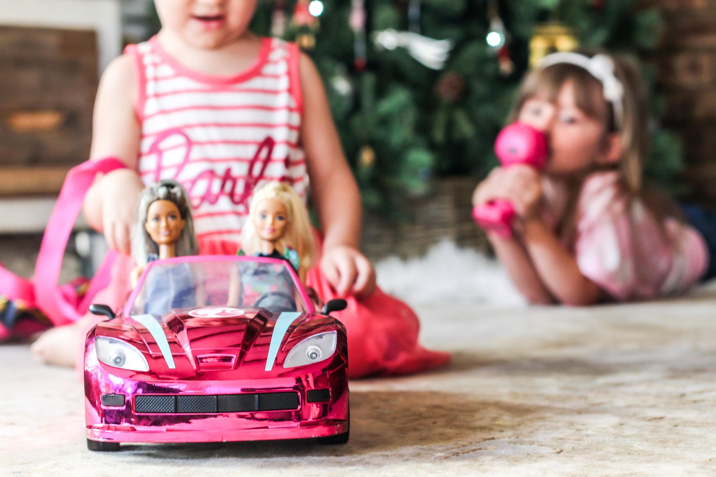 Just A Mamma Barbie Rc Dream Car Review1507