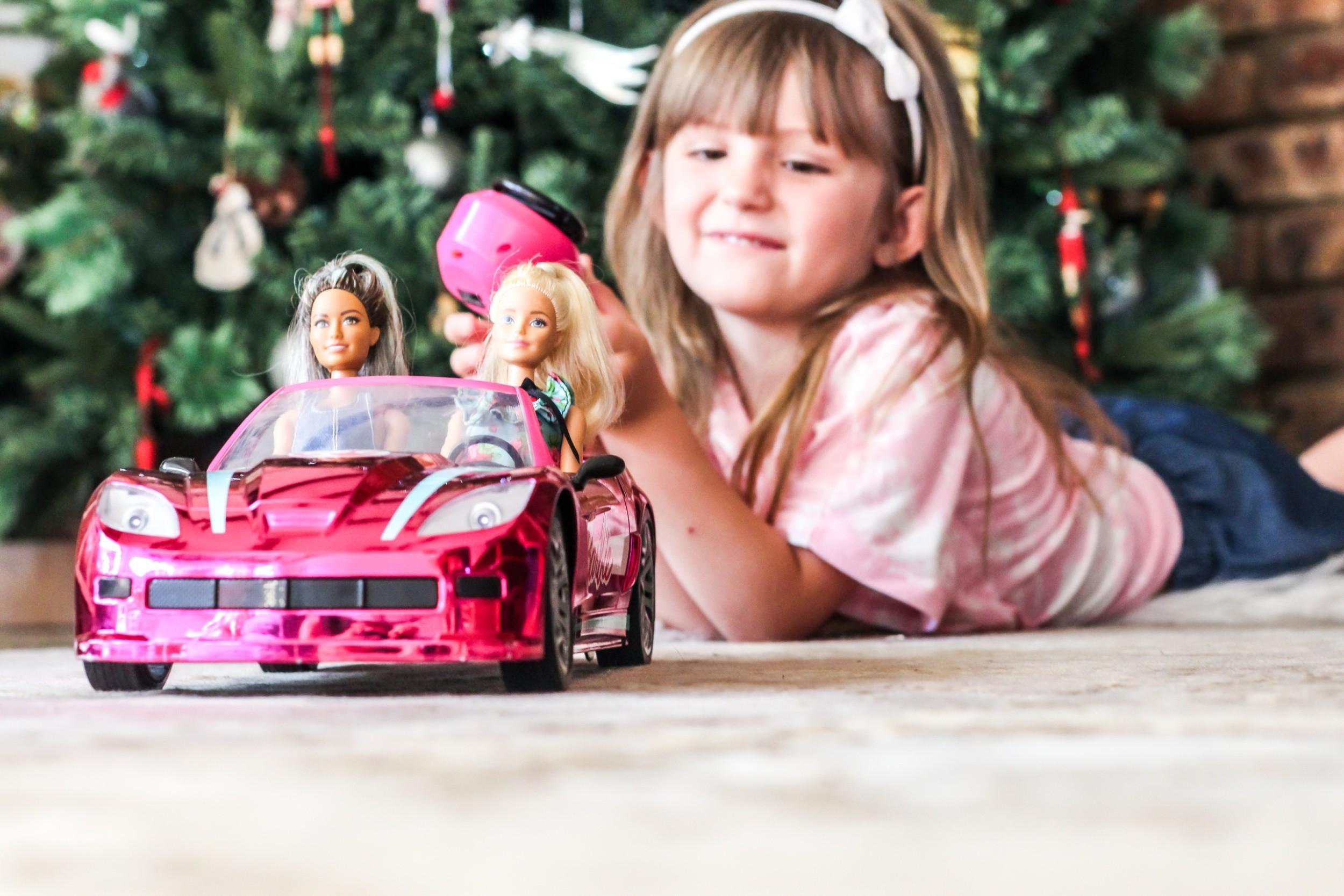 Just A Mamma Barbie Rc Dream Car Review1509