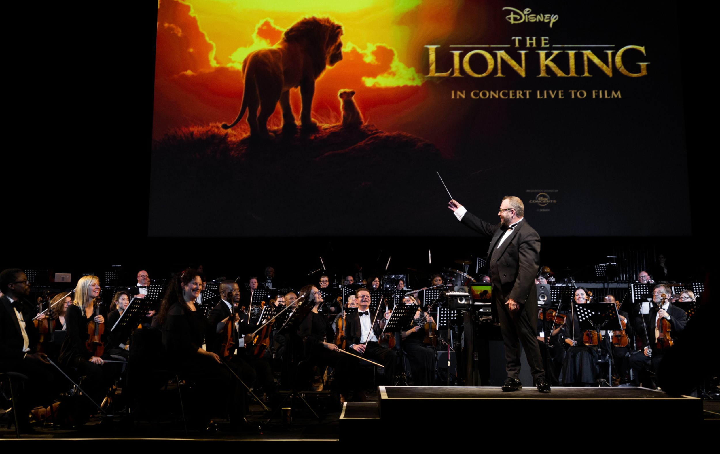 Disney's The Lion King LIVE In Concert