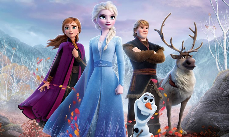 Frozen 2 movie review and giveaway!
