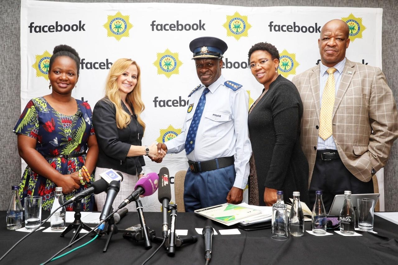 Amber Alerts South Africa Facebook And Saps Partnership