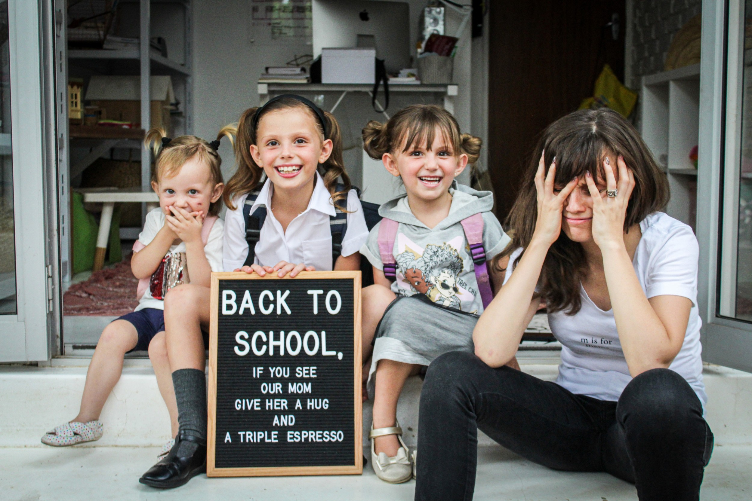 Momming101: Preparing for the new school year!