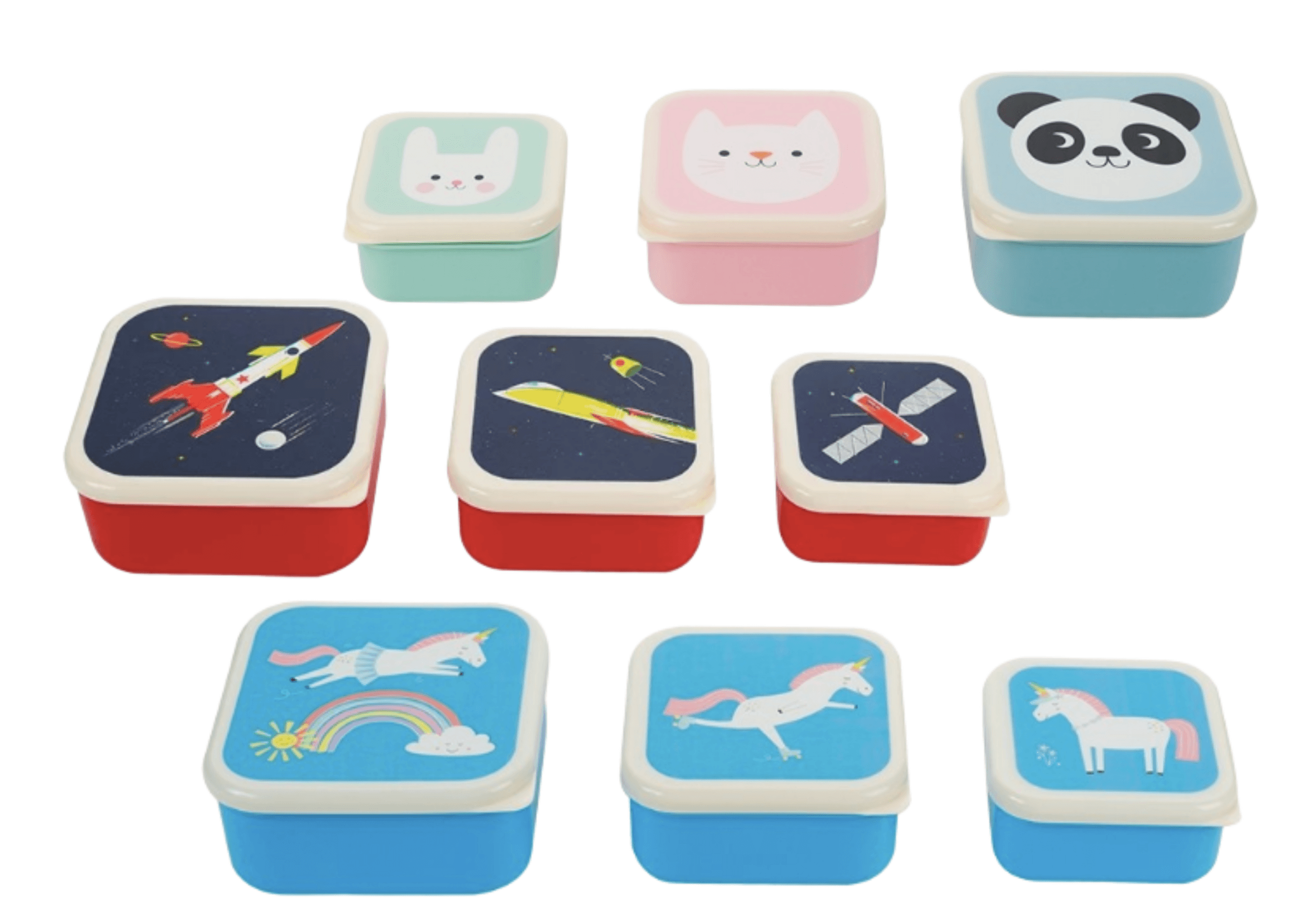 Plastic Lunch Boxes For Kids