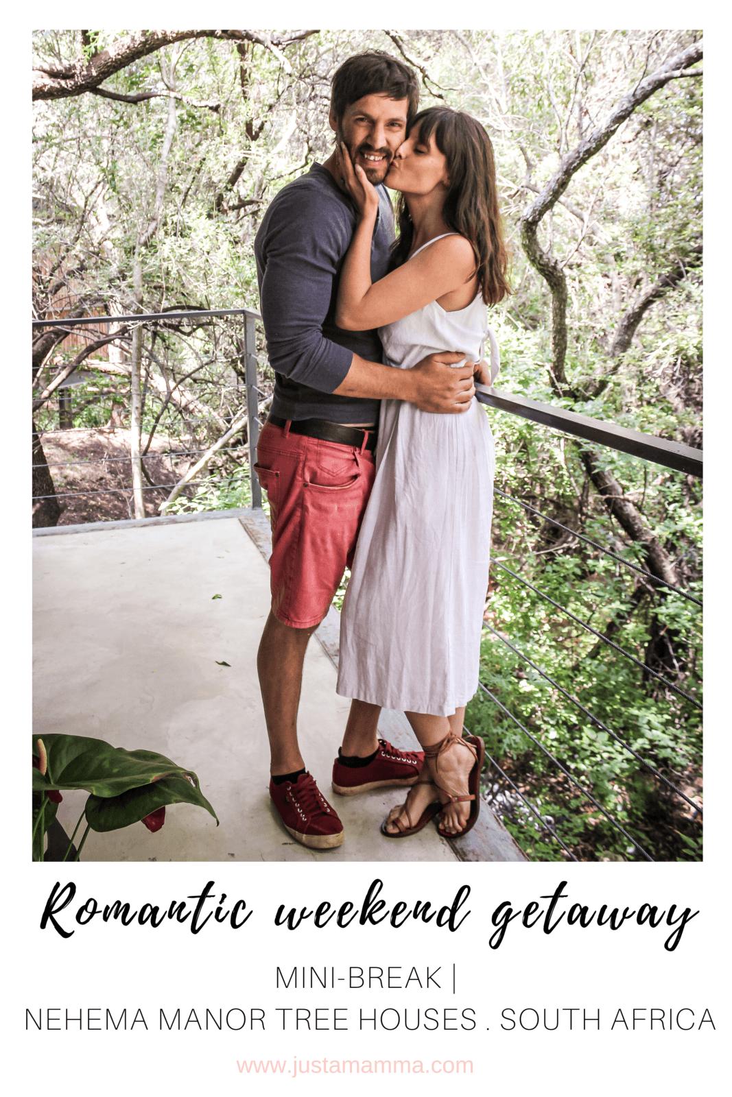 Romantic Weekend Getaway Near Gauteng