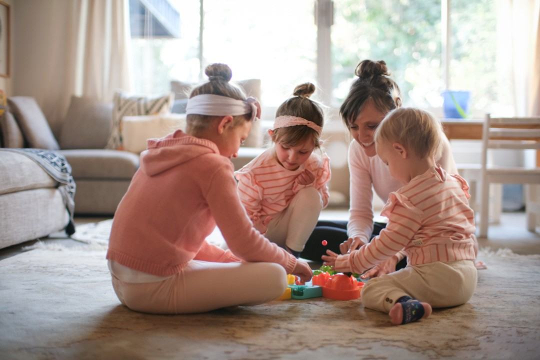 60 Activities To Do With Kids At Home