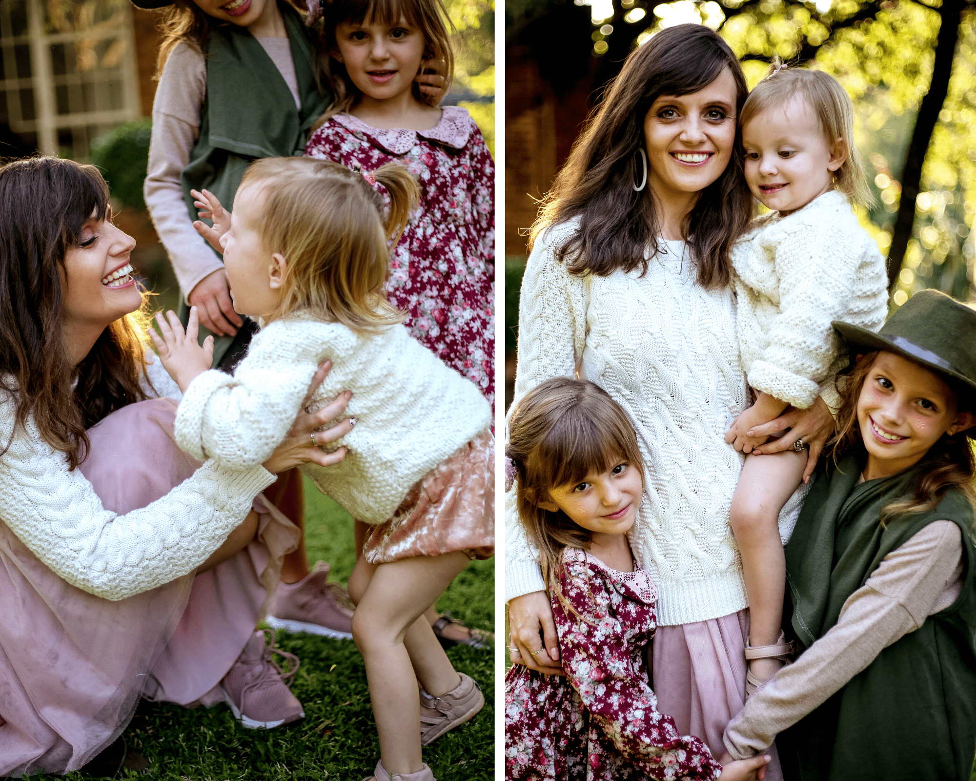 How To Do A Family Photoshoot At Home 2