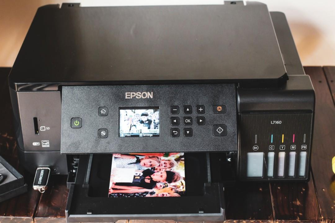 Epson Ecotank L7160 Review 8369