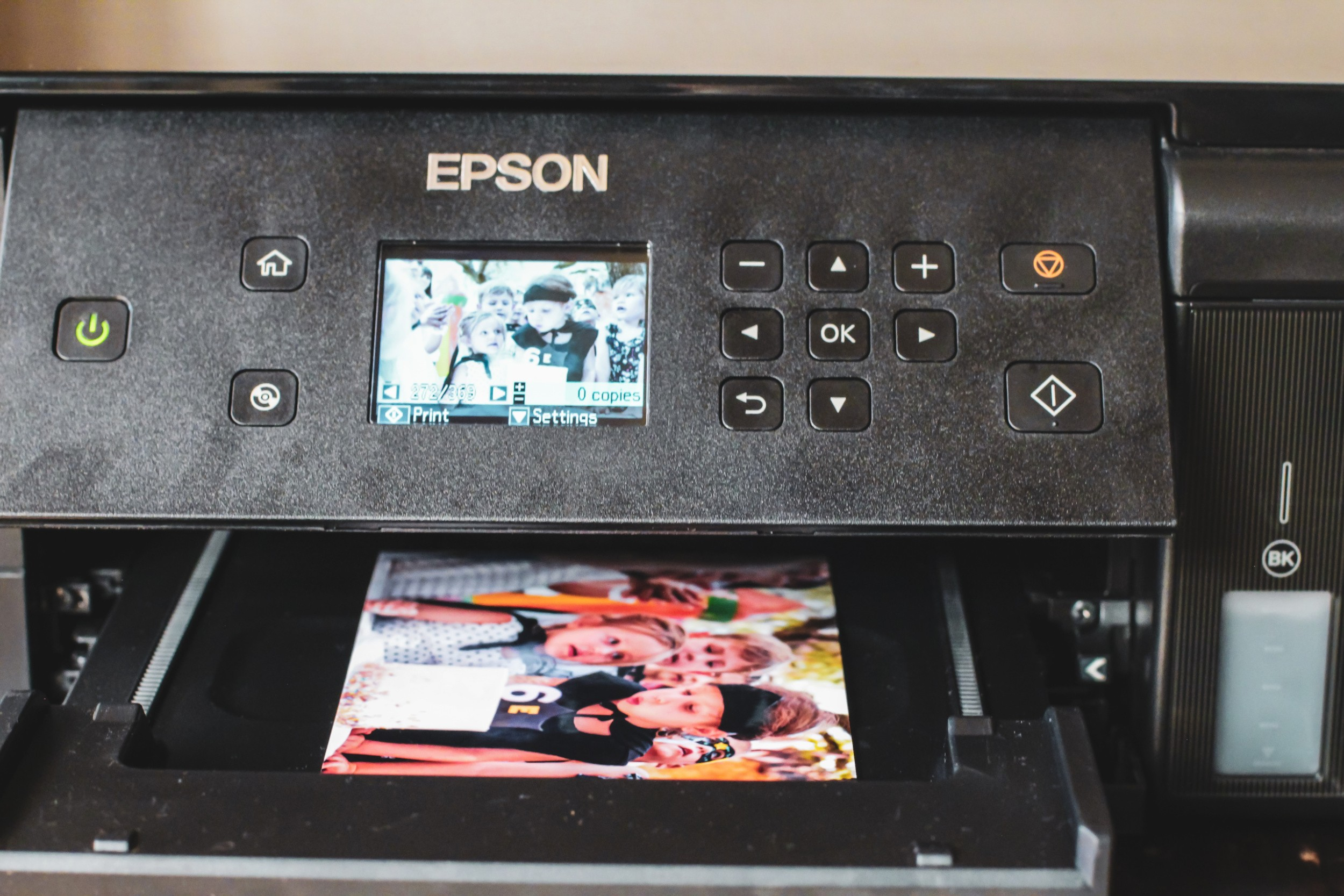 Epson Ecotank L7160 Review 8375