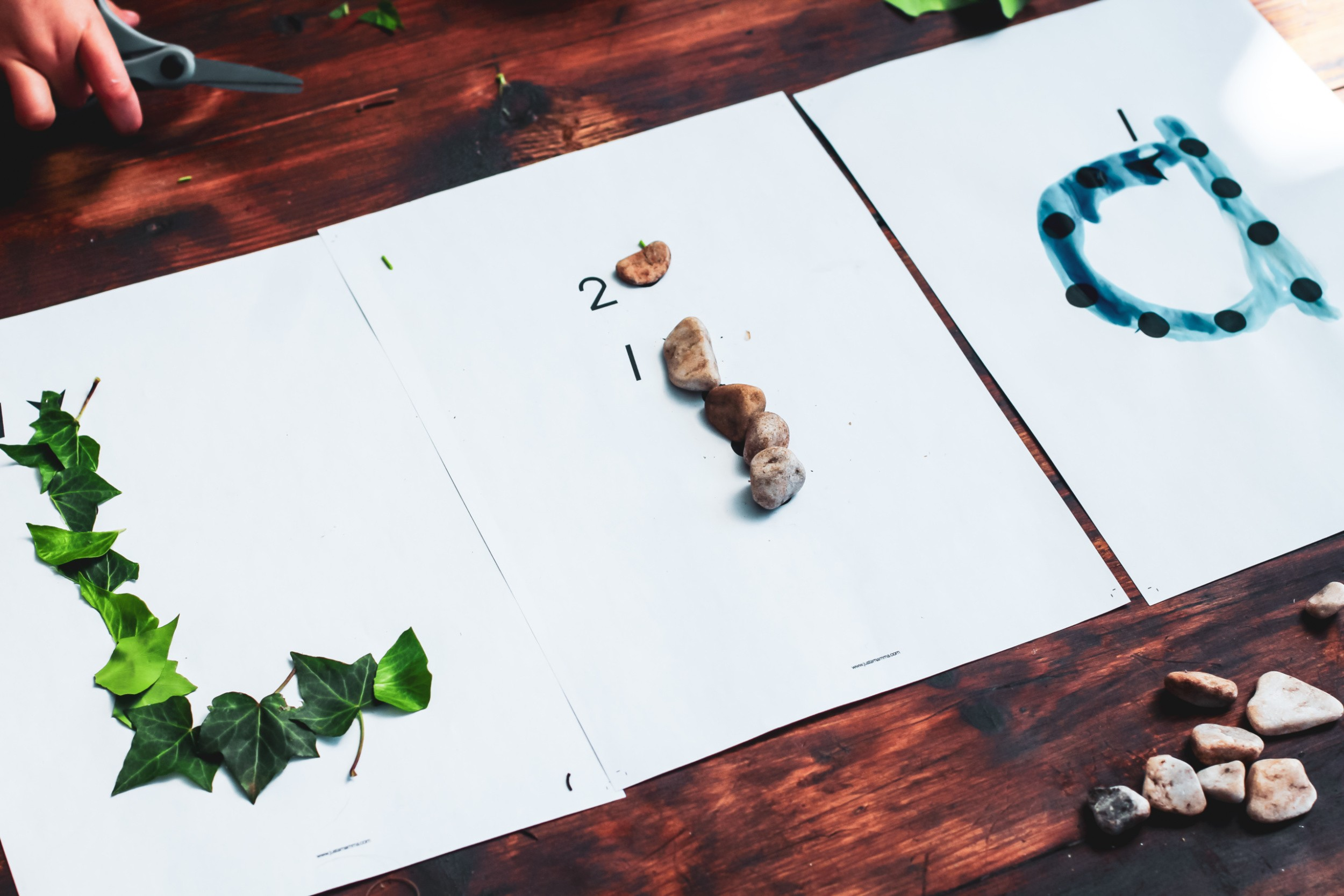 Free Letter Recognition Worksheets A To Z Justamamma