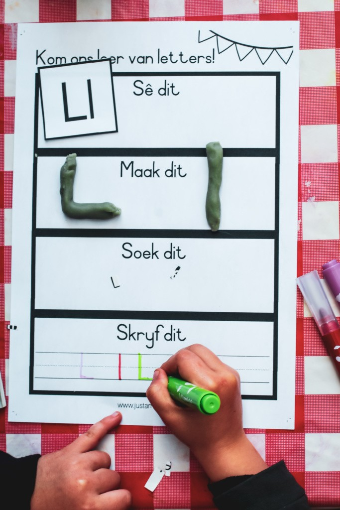 FREE letter recognition worksheets a to z JUSTAMAMMA 8287 scaled
