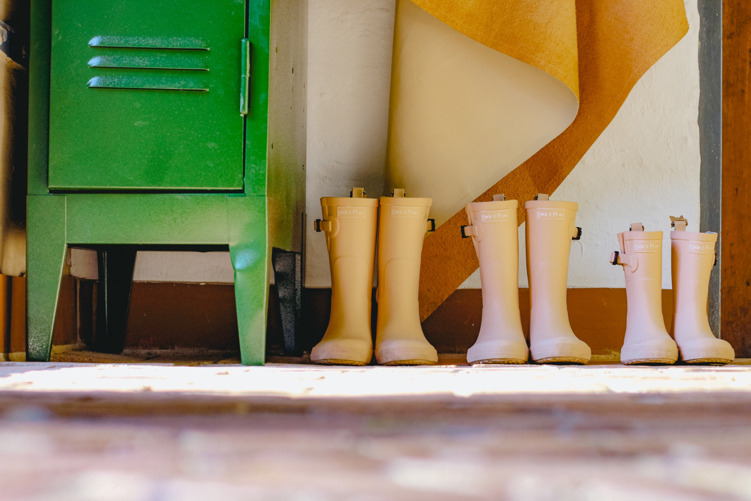 How to plan and organise a DIY mudroom