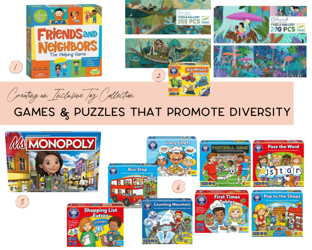 Christmas Gift Guide 3 Toys That Encourage Diversity
