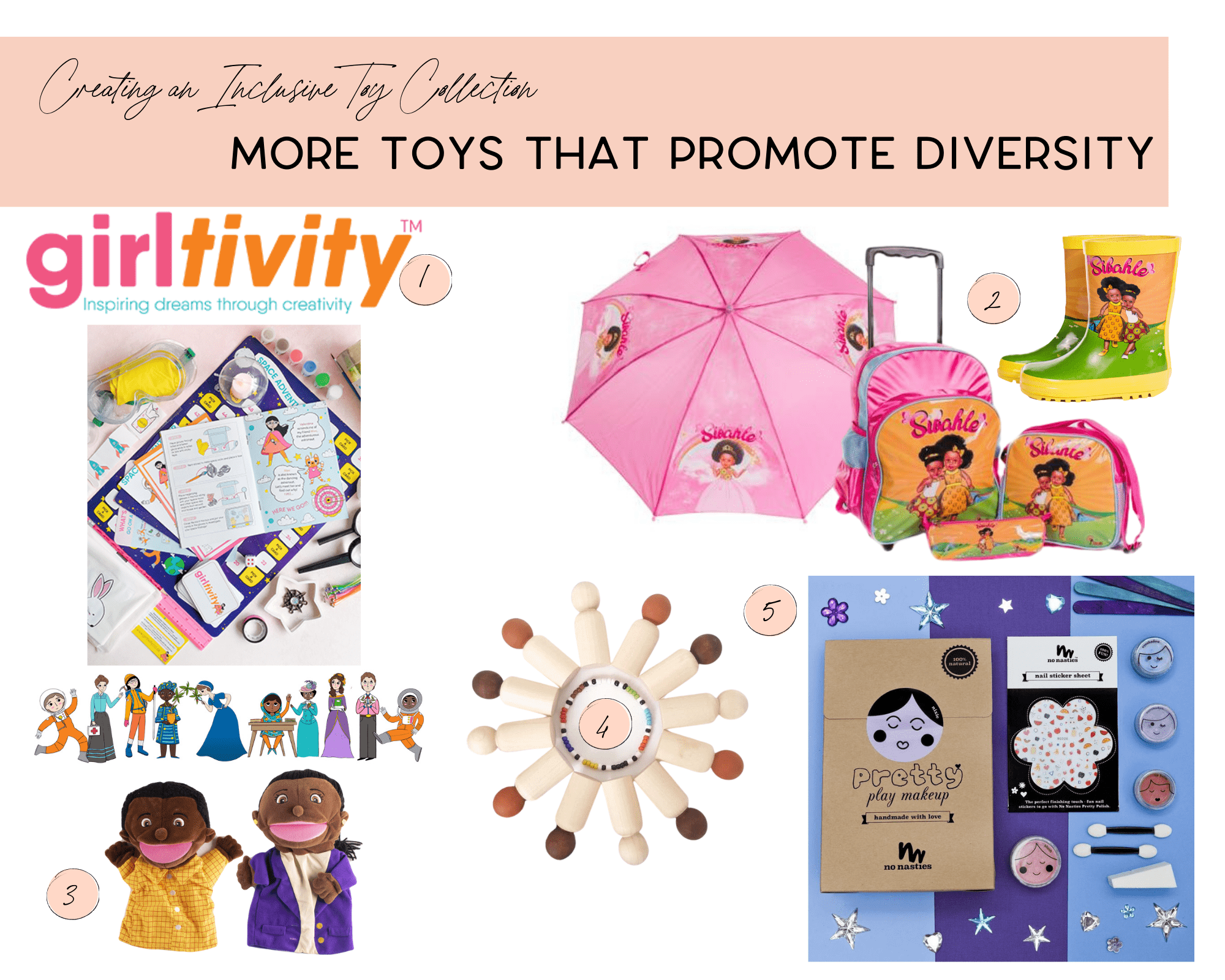 Christmas Gift Guide Toy That Promote Diversity