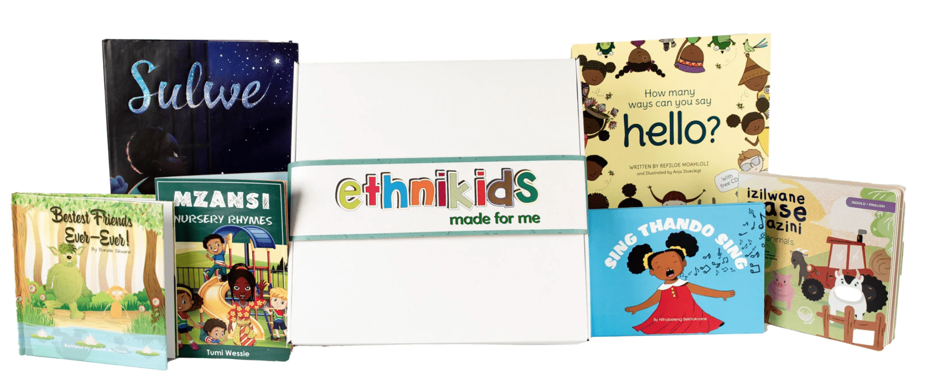 Ethnikids Childrens Books That Encourage Diversity