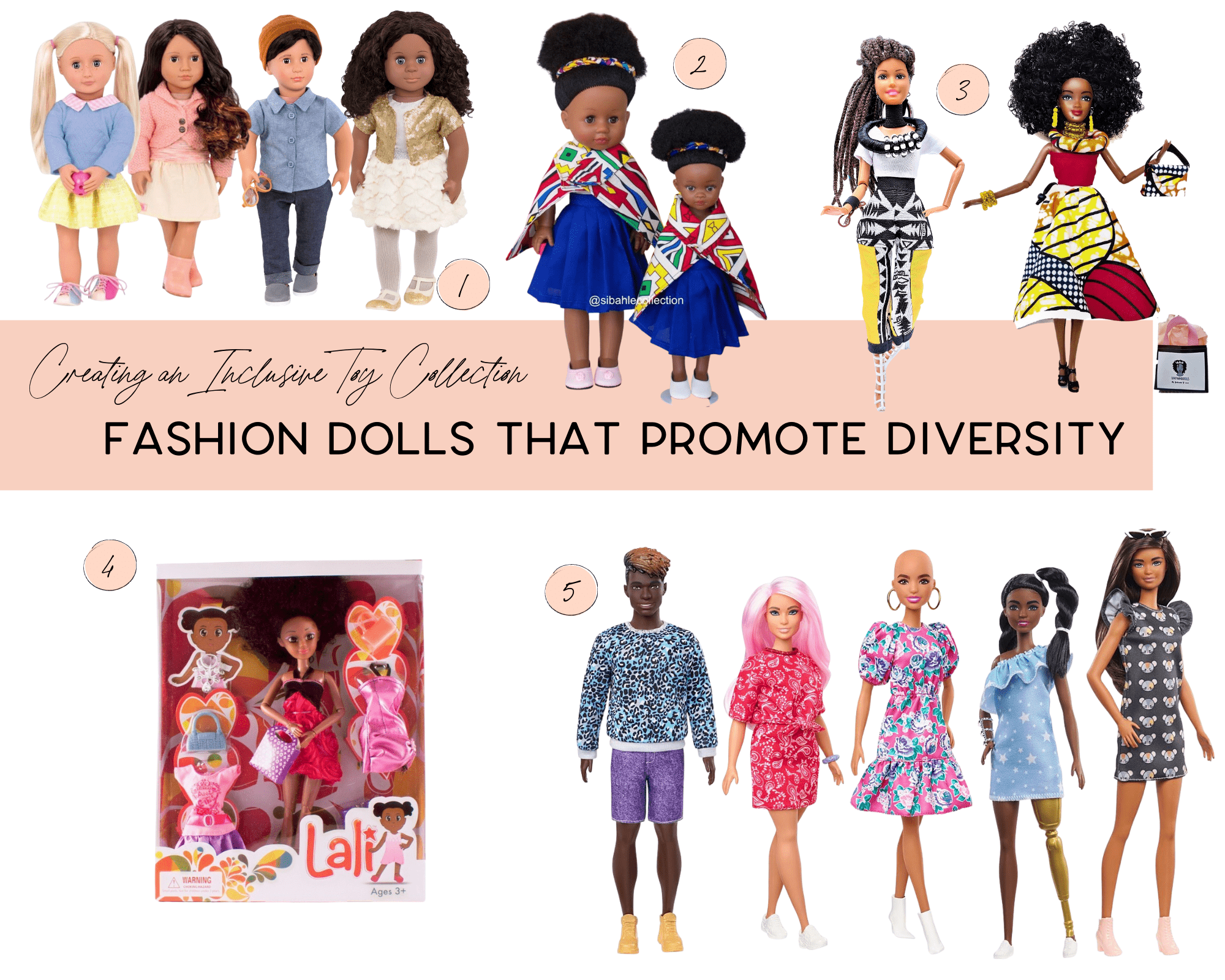 Gift Guide1 Dolls That Promote Diversity