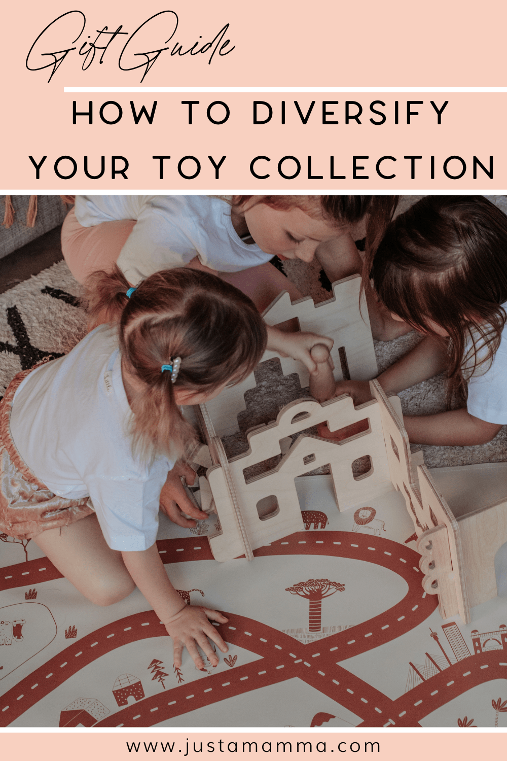 How To Diversify Your Kids Toy Collection