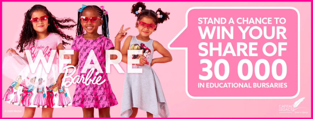 Barbie Bursary Competition