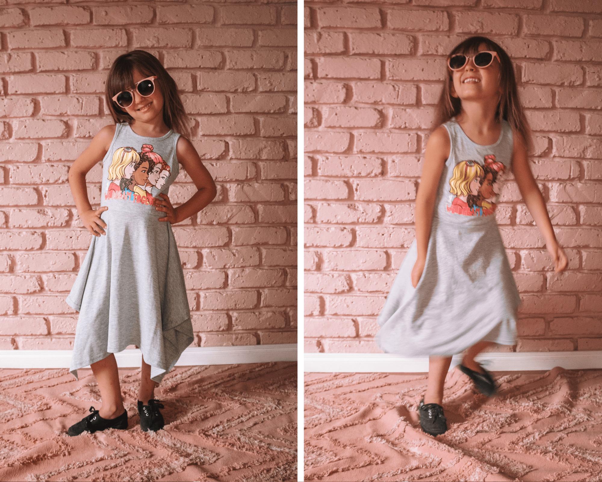 Barbie Dress For Little Girls