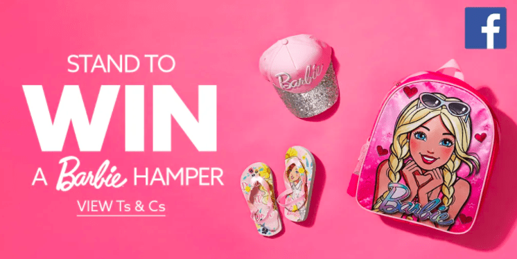 Barbie Hamper Competition