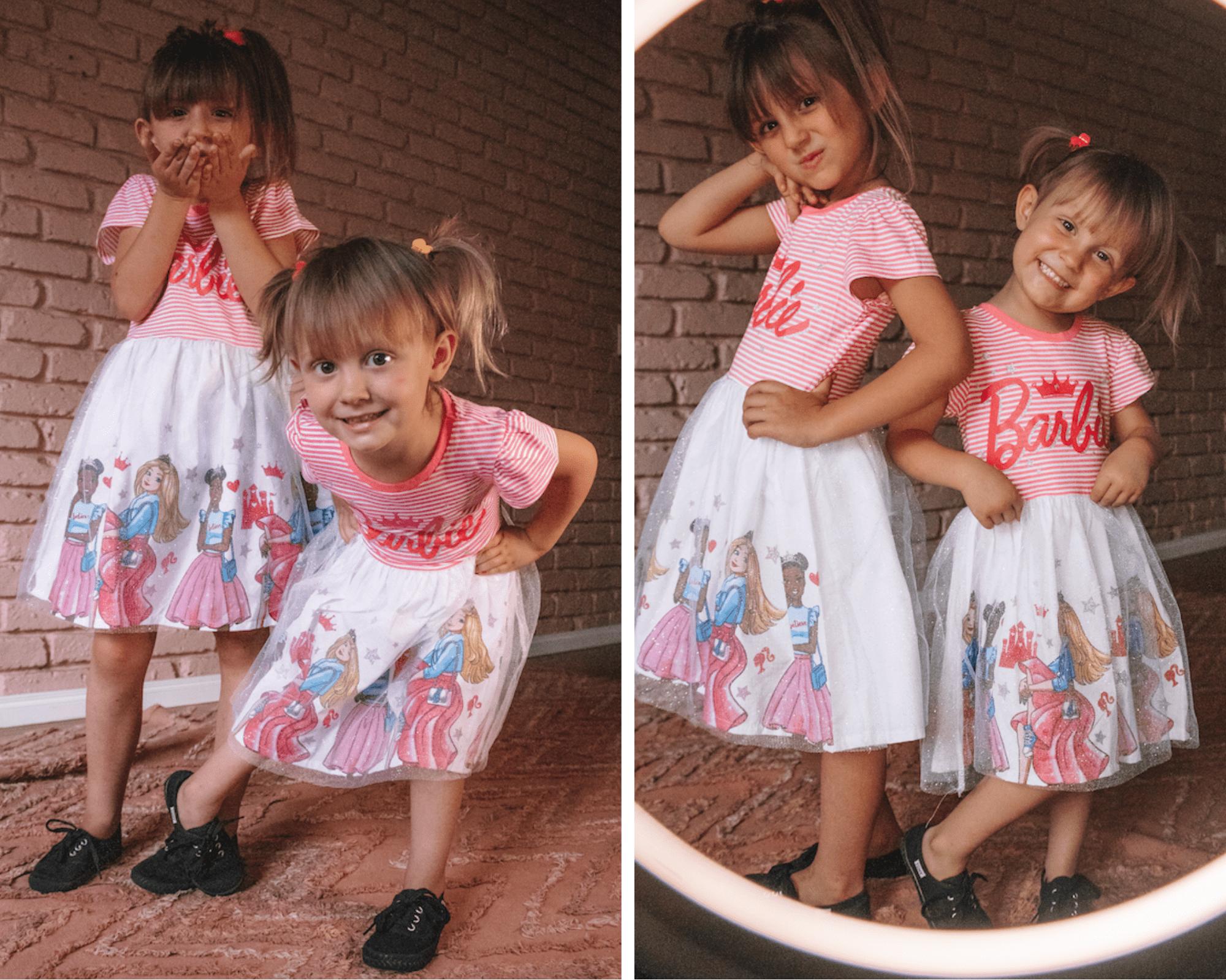 Barbie Party Dresses