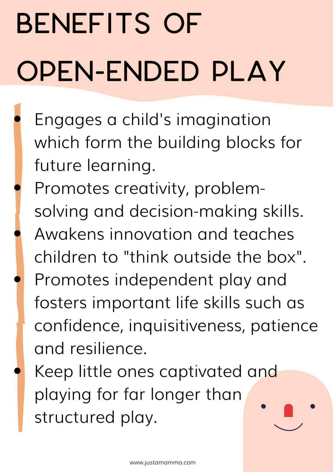 Benefits Of Open Ended Play