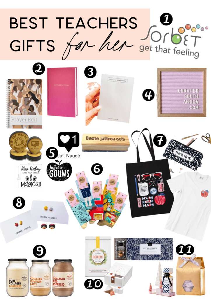 Best Gifts For Teachers 2020 For Woman