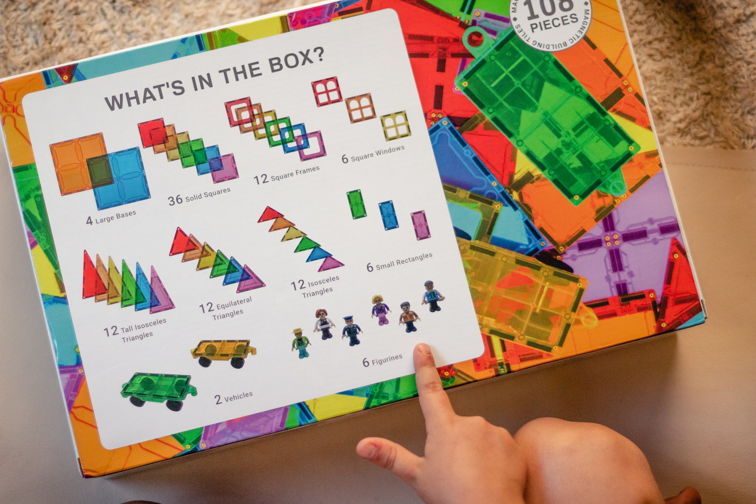 Best Magnetic Tile Set Brand For Kids