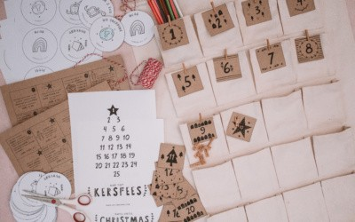 Countdown to Christmas (with FREE Printable Christmas Advent Calendar)