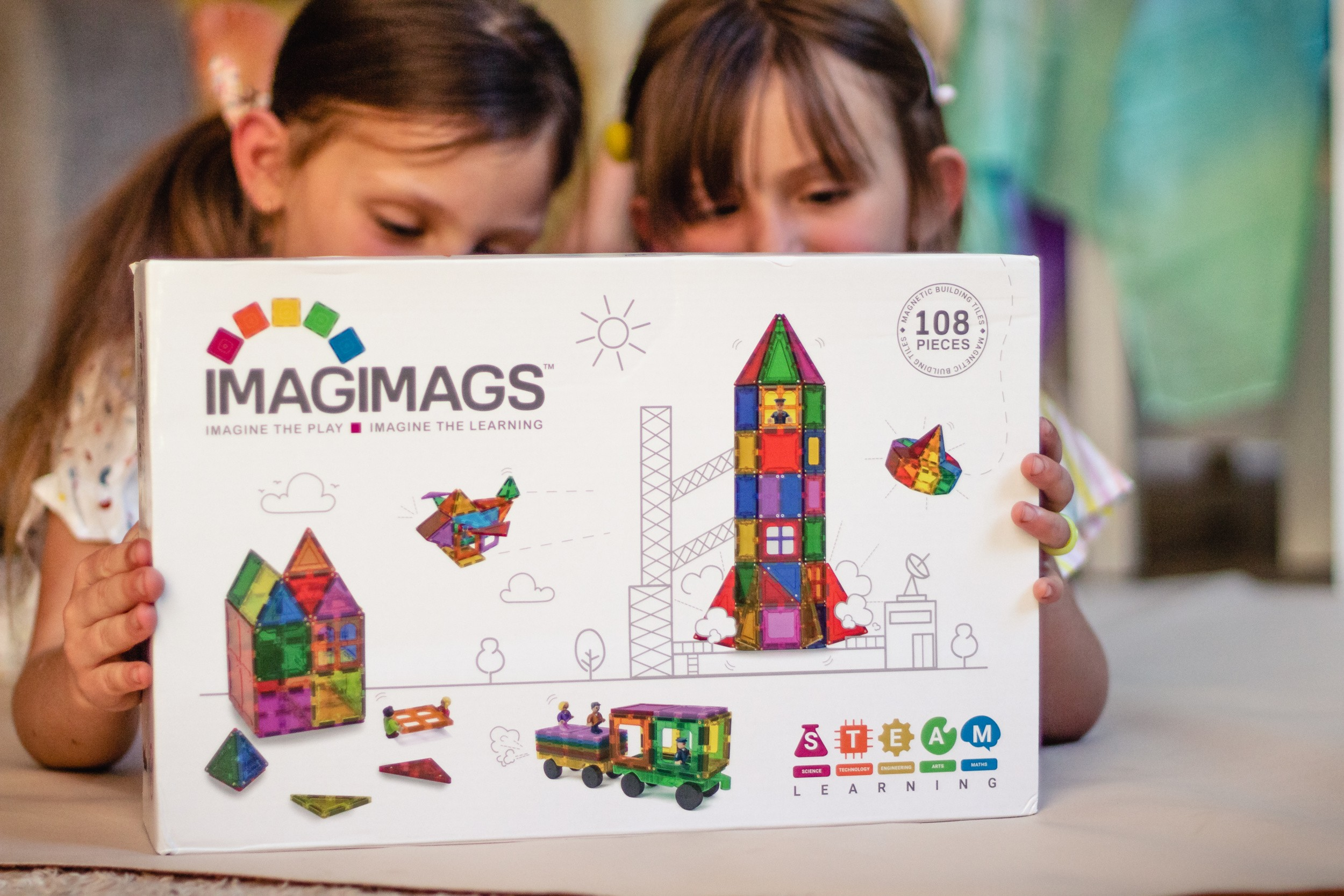 Imagimags Tile Sets