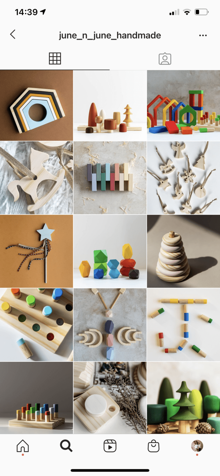 June N June Wooden Toys Made In South Africa