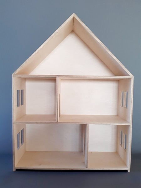 Rubie Roo Wooden Doll House