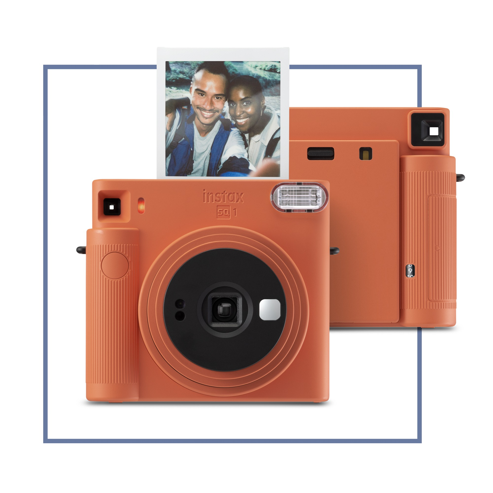 Instax Sq1 Front Back