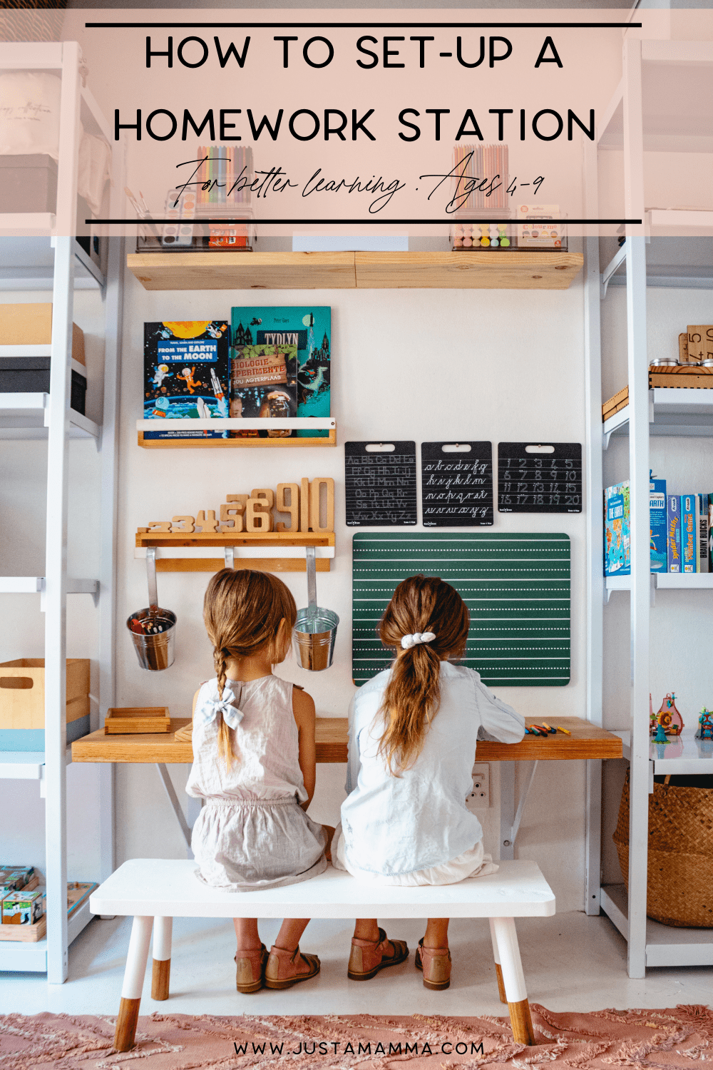 How To Set Up A Homework Station For Better Learning 1