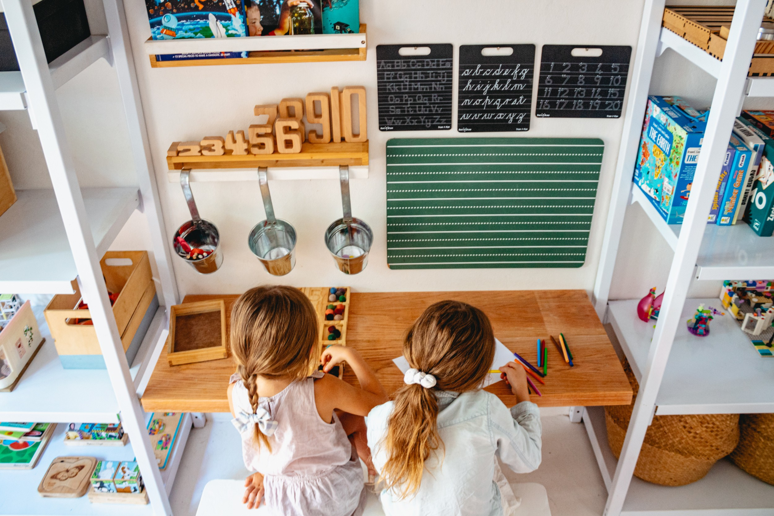 How To Set Up A Homework Station That Promotes Learning