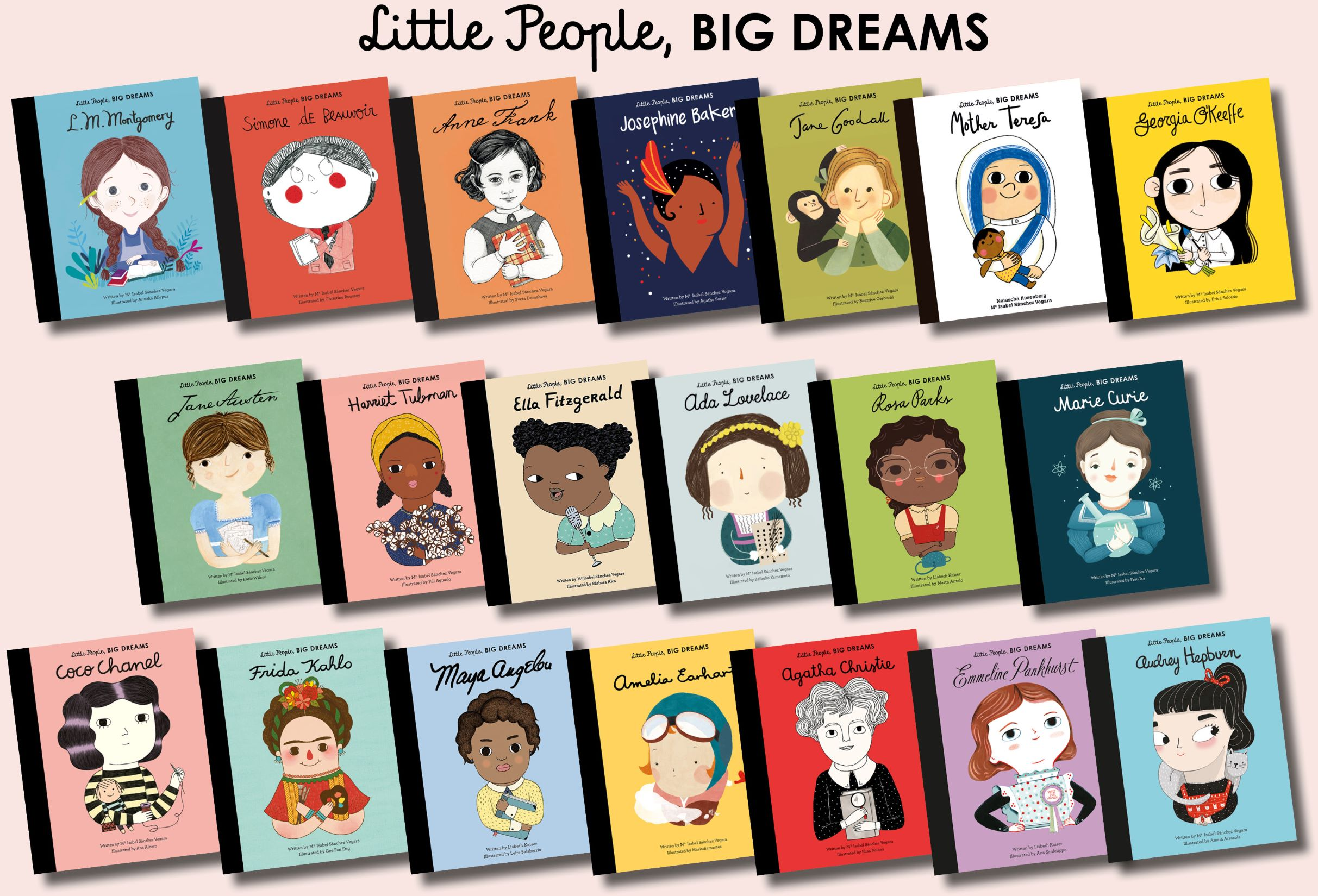 little people big dreams 1
