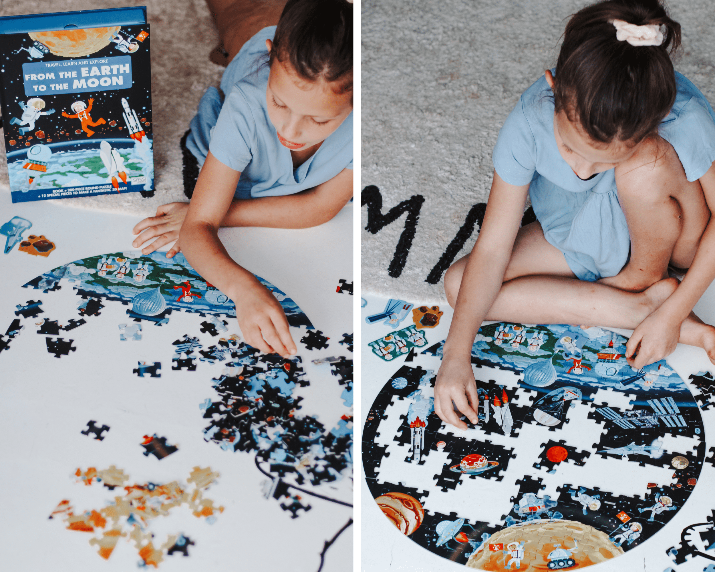 age appropriate puzzles for kids
