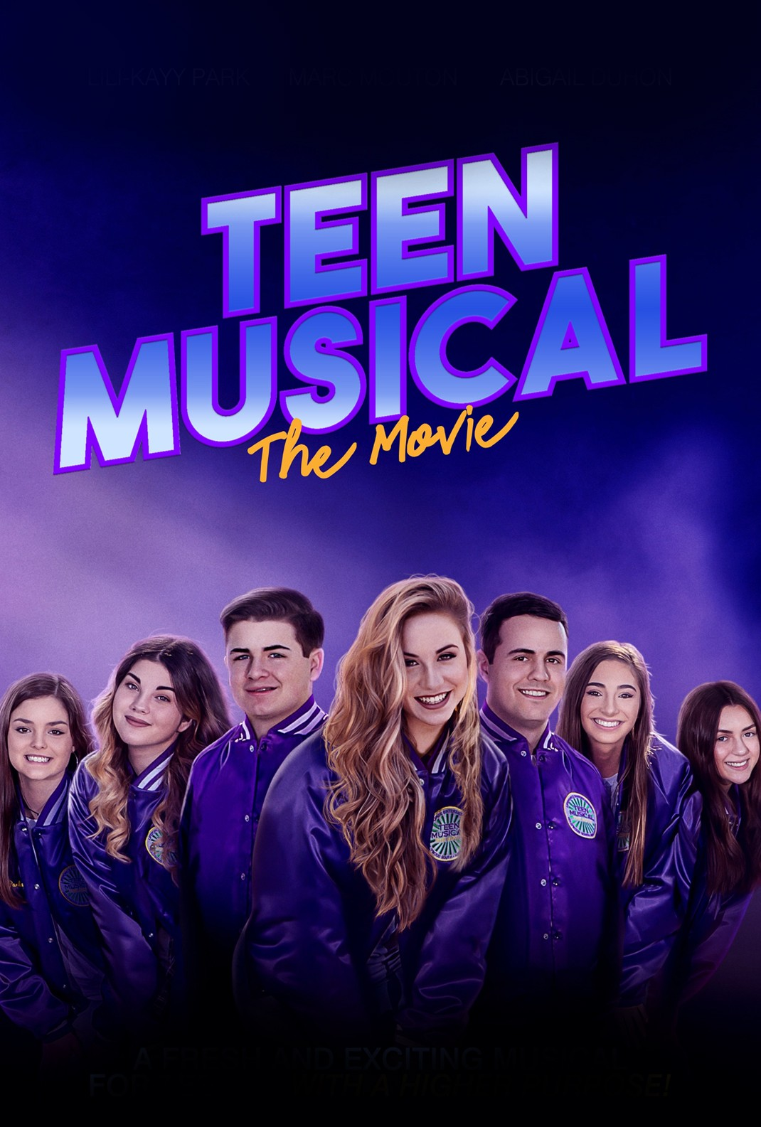 truthtv teen musical the movie 1070 x 1585 poster 01