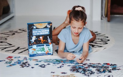 Puzzle play by age (and developmental stage)