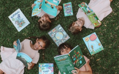 Book Club: Best Earth Day Books for kids