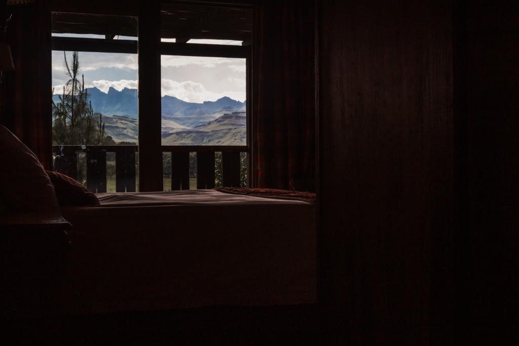 bushmans nek drakensberg luxury resort