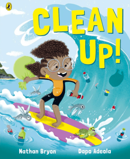 clean up by nathan bryon and dapo adeola
