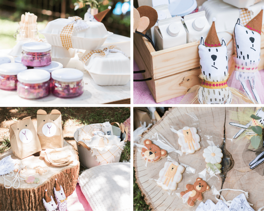 diy teddy bears picnic party details