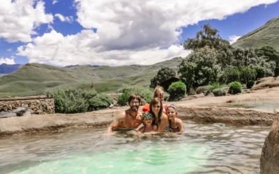 Family Holiday in the Drakensberg: Bushman's Nek resort
