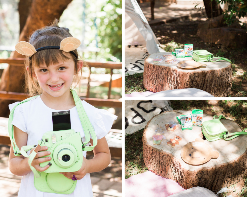 instax mini party favours