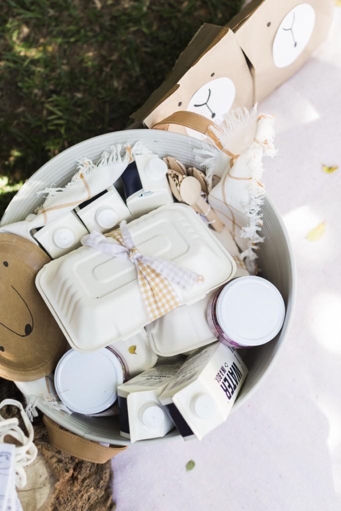 lockdown party ideas picnic