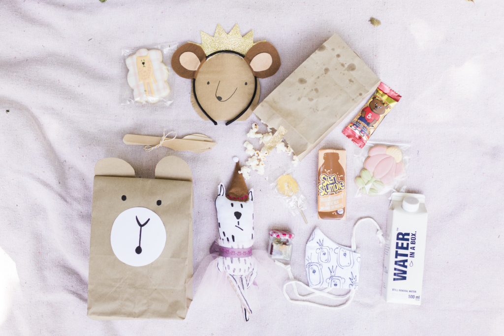 teddy bears picnic party pack ideas